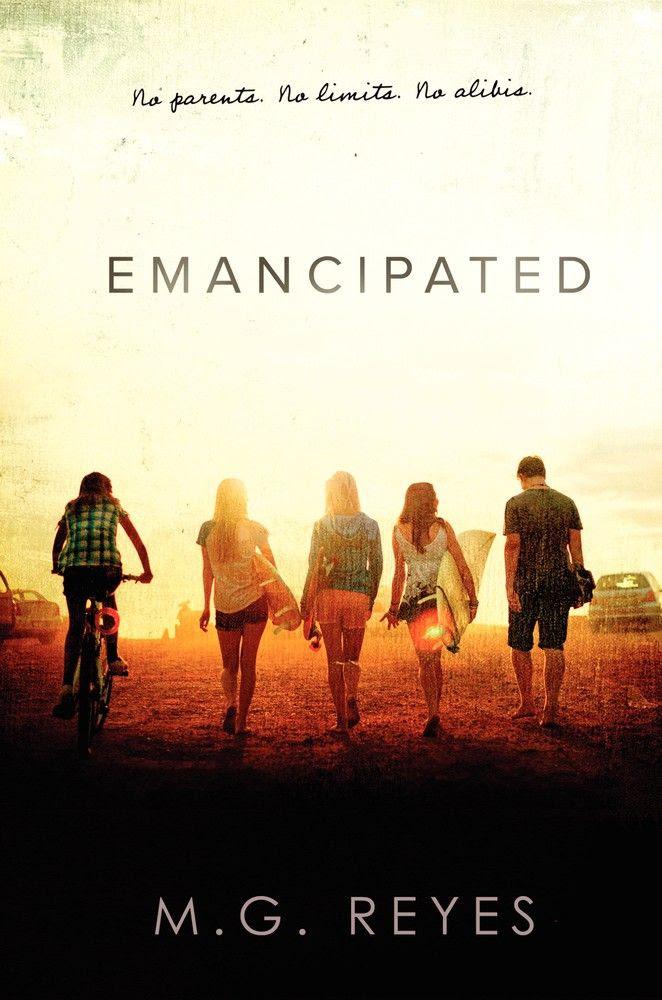 Emancipated - M. G. Reyes May 26, 2015