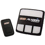 Genie ALKT1-R Aladdin Connect Smart-Device Enabled Garage-Door Controller, 50049020644