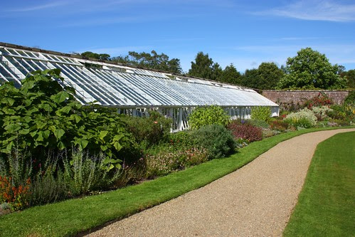 Vine House in the Walled Garden at Culzean Castle
