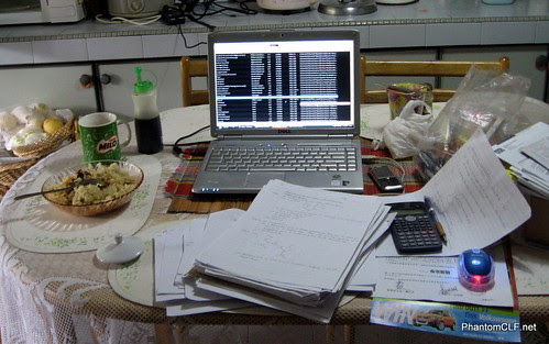 Study + Work + Play + Eat