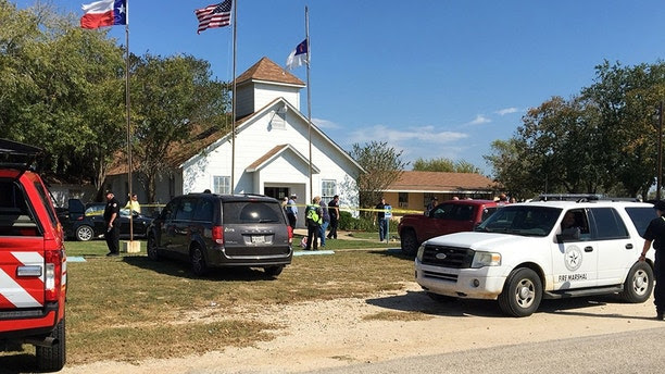 Mass Shooting At Church In Texas, 26 Killed