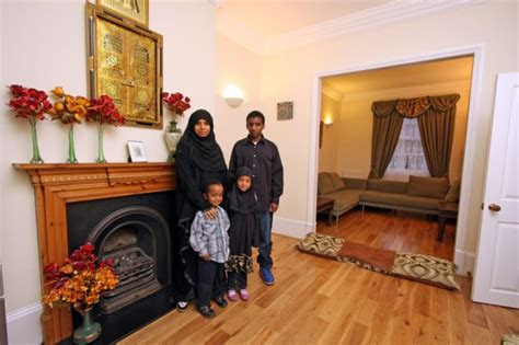 islington council houses family  benefits