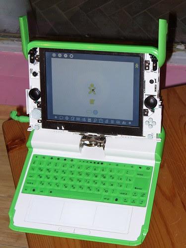 Хакиран OLPC