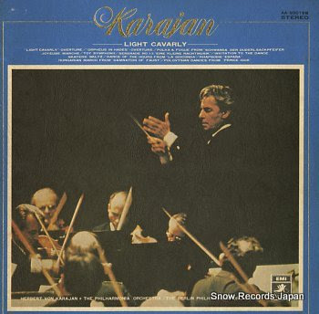 KARAJAN, HERBERTO VON light cavarly