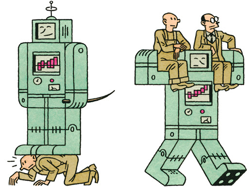 Will Advances in Technology Create a Jobless Future? | MIT Technology Review