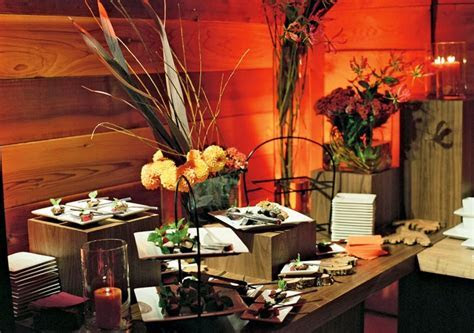 Raleigh Wedding Reception Catering  Fall Wedding Buffets