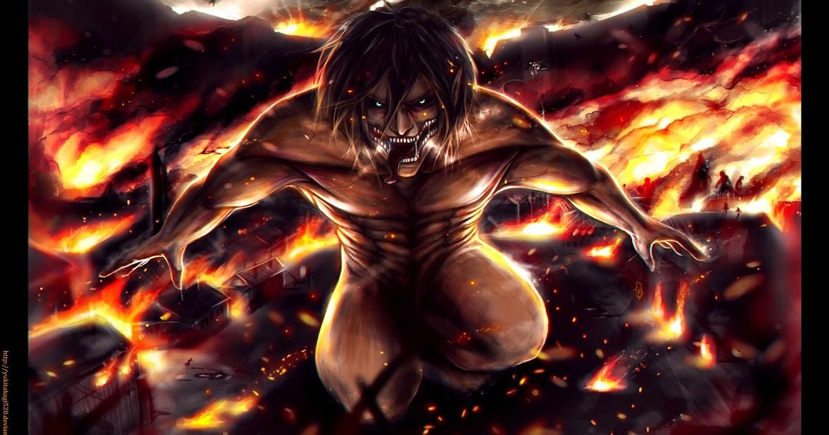 Картинка attack on titan, mikasa ackerman на телефон iphone 6 plus. Darth Blog: 1080p Attack On Titan Wallpaper Eren