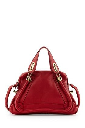 Chloe Paraty Medium Satchel Bag
