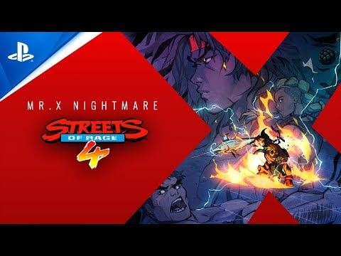 Streets of Rage 4 - Survival Mode Reveal | PS4