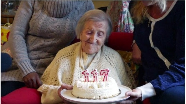 img EMMA Moranio, Oldest Person