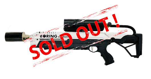 SOLD OUT: elon musk flamethrowers make $10 million