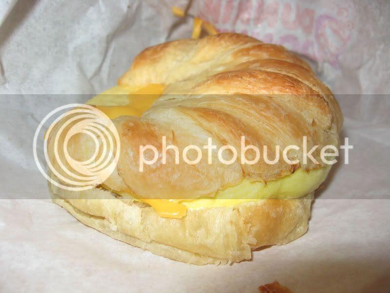 Dunkin Donuts  Breakfast