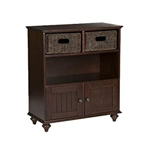 Amazon.com: Southern Enterprises Chelmsford Storage Console: Home ...