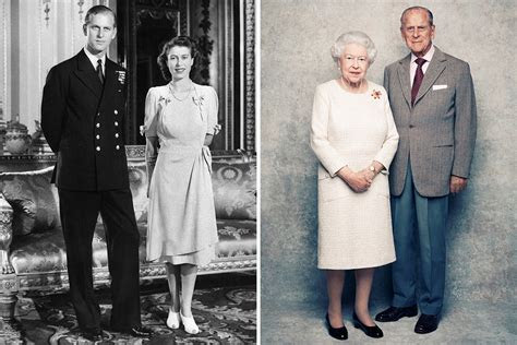 The Queen and Prince Philip platinum wedding anniversary