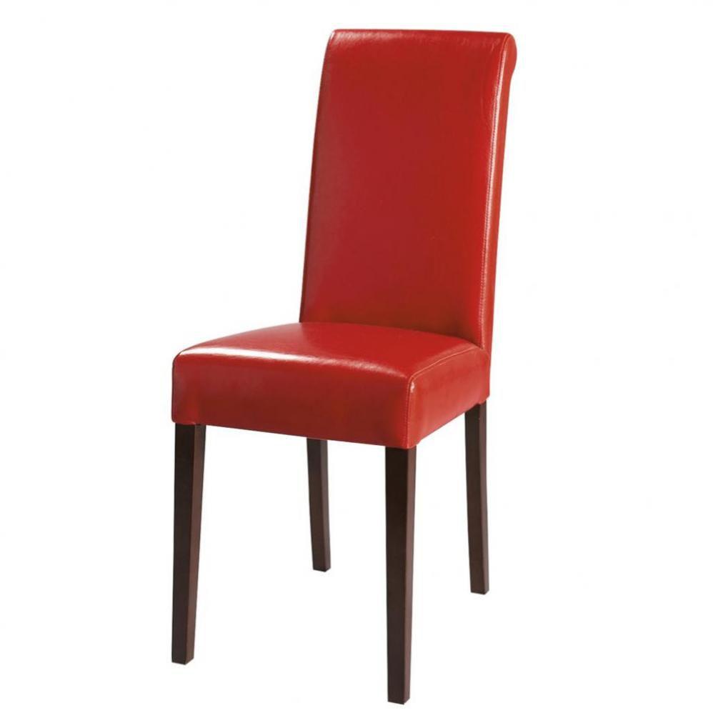 La Chaise Rouge Santa Rosa: Table Et Chaises De Terrasse: Chaise Rouge