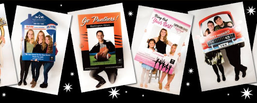 Party Paparazzi of Peoria - Custom Bridal, Corporate, & Entertainment Displays