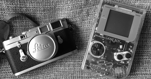 Leica M3 vs Game Boy Camera: The Comparison You've Been Waiting For