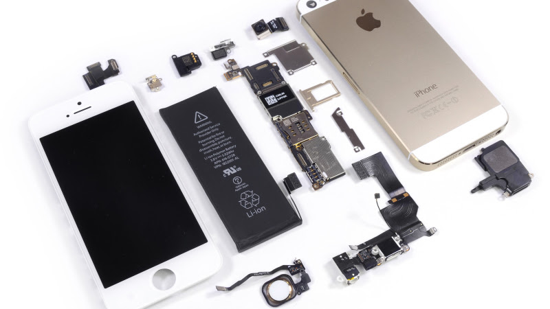 iPhone 5s Teardown 4
