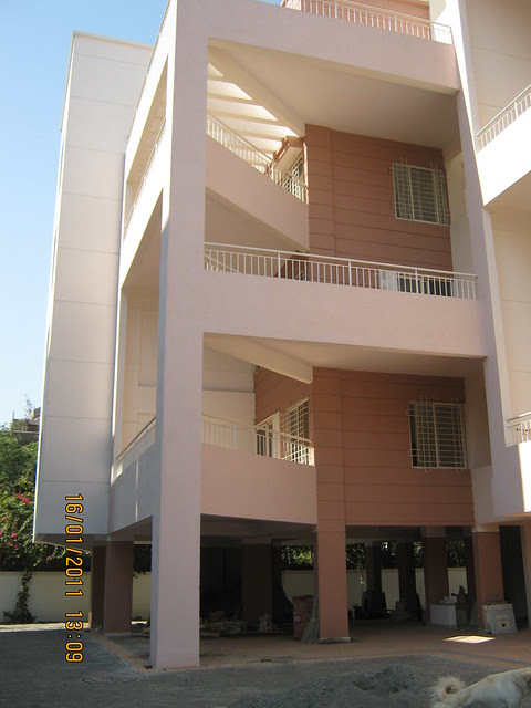 Unique Triangular Terraces of Alliance BellAir - Ready Possession 2 BHK & 3 BHK Flats - in Ram Indu Park, Baner, Pune 411 045