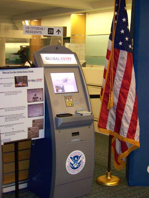 Orlando International is the First to Launch Biometric Kiosks for Arriving Passengers from Visa Waiver Countries