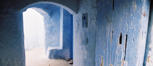 Magic Colors of Chefchaouen - Morocco, Nomad Revelations Travel Blog