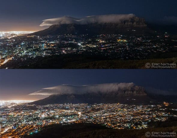 Cool Time-Lapse Video Captures Cape Town during Load Shedding - SAPeople - Worldwide South ...