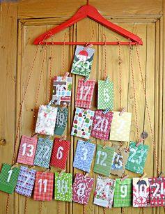 Advent Calendar - Pillarboxblue.com