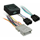 Axxess - Chime Retention Interface for Select Vehicles - Black