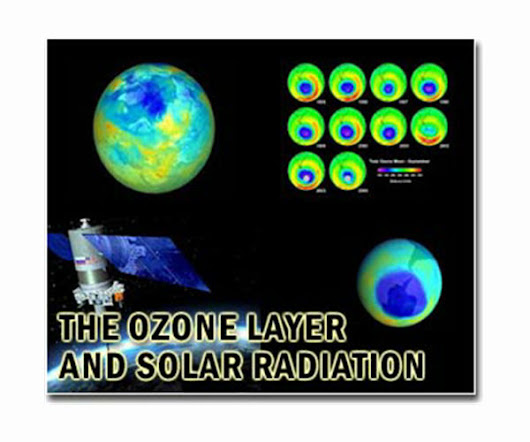 what is causing the hole in the ozone layer