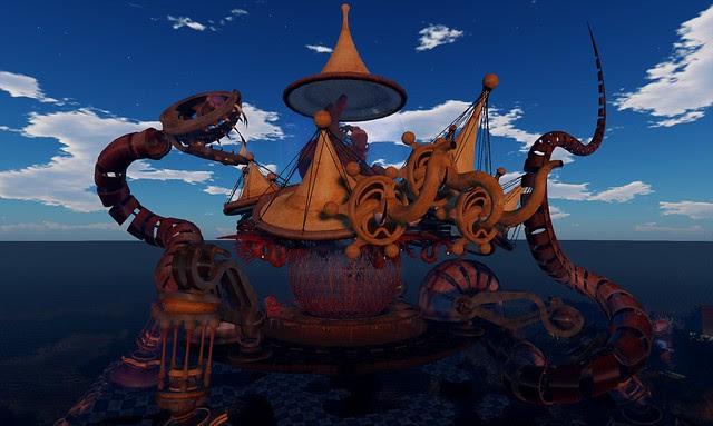 Mechanical Circus - 01