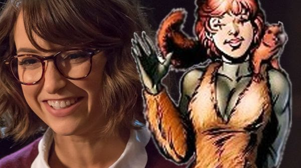 Milana Vayntrub will play Squirrel Girl on Marvel's NEW WARRIORS in 2018.