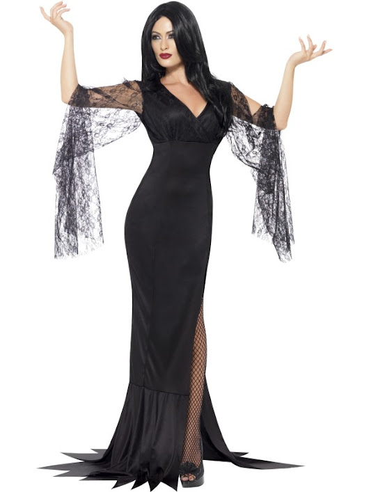 SALE! Adult Sexy Immortal Family Soul Ladies Halloween Party Fancy Dress Costume