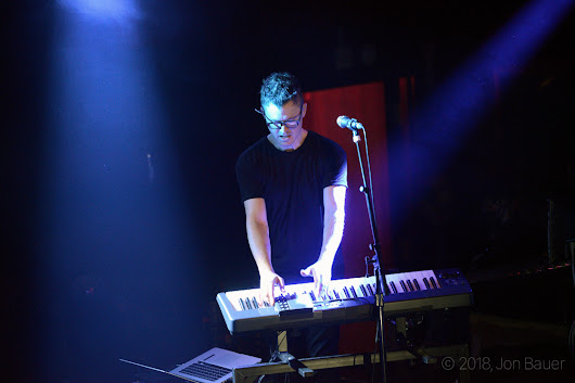 Photos: Son Lux at the Independent