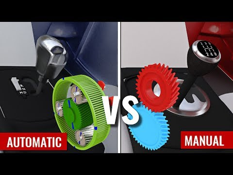 Which is better: Manual or Automatic transmission