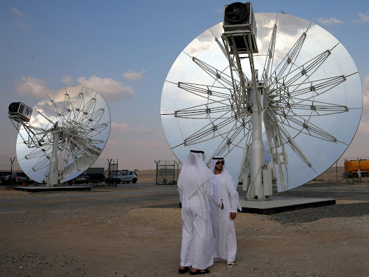 UAE sees huge savings in switch to green power from gas