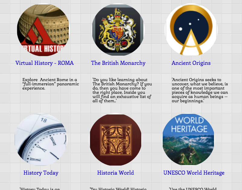 Some Helpful iPad Apps for Teaching World History