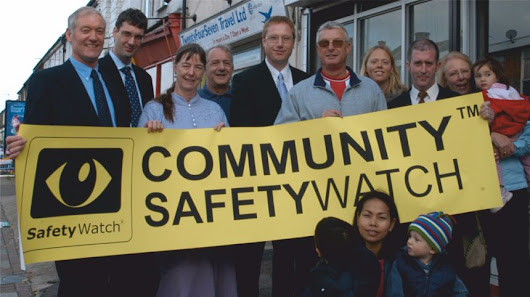 Community Safety for Business and Residential Groups
