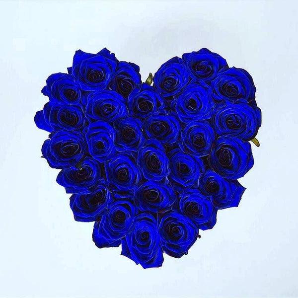 Comprar Rosas Azules En Floristeria Lujo Madrid Mejor Floristeria