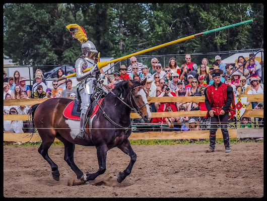 How to Get Involved with the International Jousting League