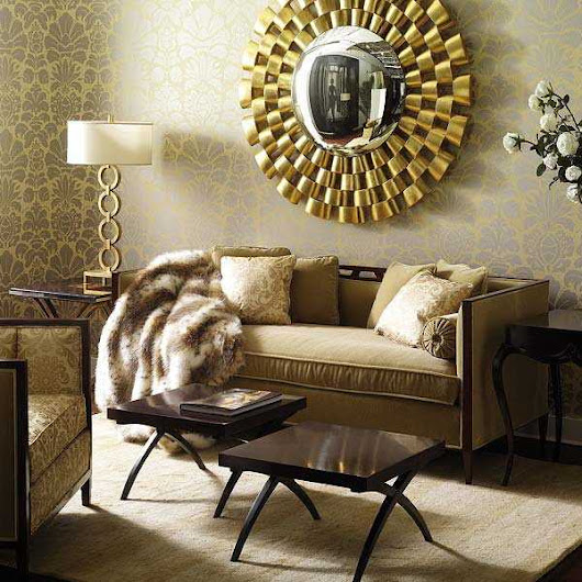 Living Room Decorating Ideas with Mirrors | Ultimate Home Ideas
