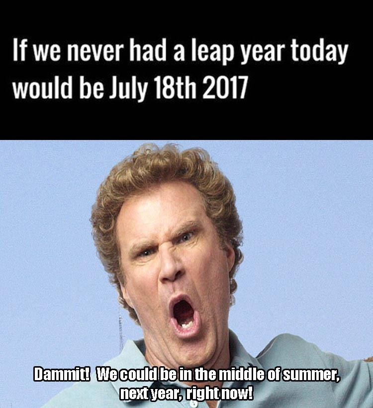 Funny Memes Leap Year Quotes 2020 Nuevo Meme 2020