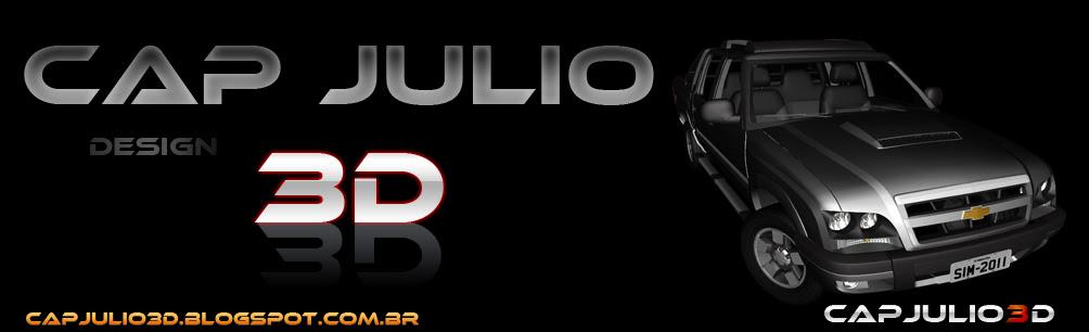 CapJulio3D Design