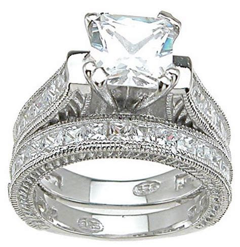 Unique Wedding Ring Sets for Women   Unique, Attractive
