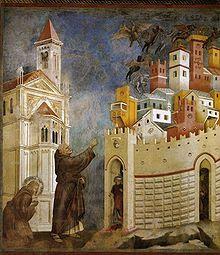 Expulsão dos demônios de Arezzo