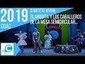 Actuaciones de cada  agrupacion de la 1ª SEMIFINAL COAC 2019 JUVENIL
