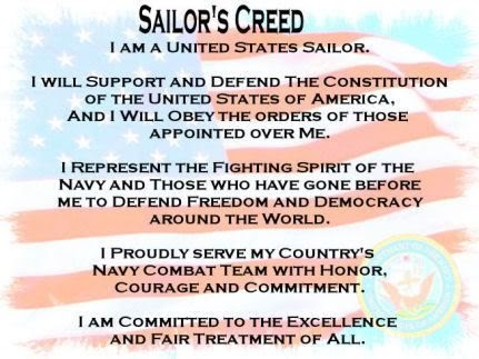 hmcm william r charette sea cadet forum sailors creed