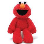 Gund Sesame Street Take Along Elmo Plush