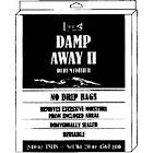 MDR - MDR306 Damp Away II Dehumidifier 20oz