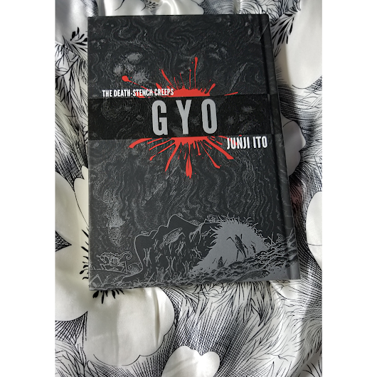 "What I'm Reading: ""Gyo,"" ""Uzumaki,"" and ""Tomie"" by Junji Ito [part 1]"