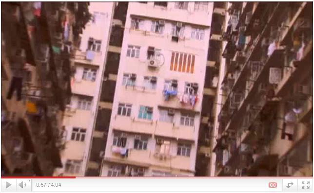 Transforming Tiny Apartment in Hong Kong